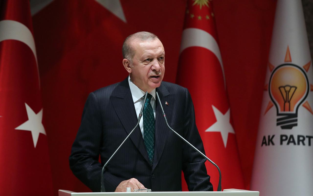 Başkan Erdoğan'dan terörle mücadele vurgusu: Kandil'i çökerteceğiz