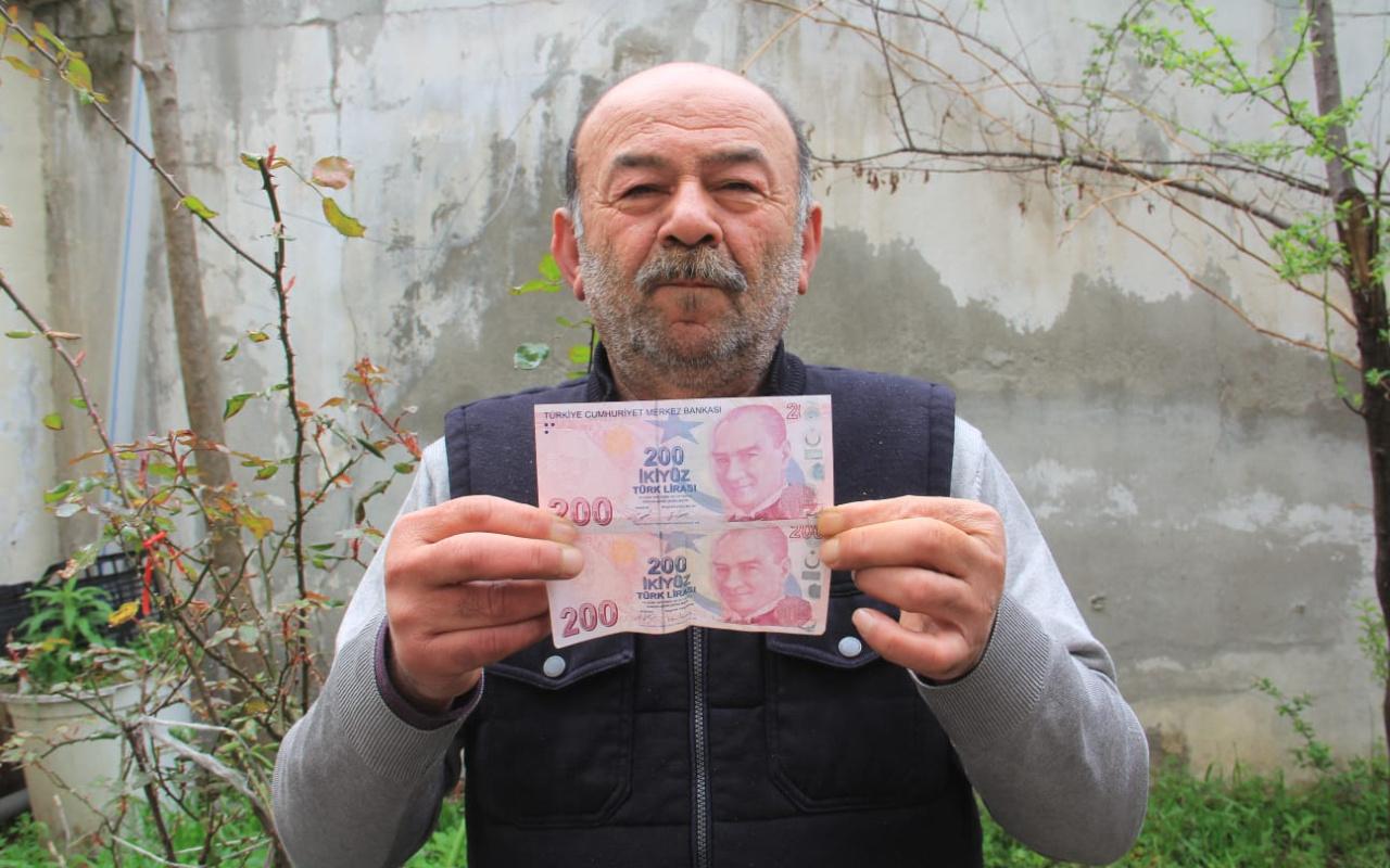 Samsun'da 55 bin TL'ye satışa çıkardı! Paradaki hatayı görünce şaştı kaldı