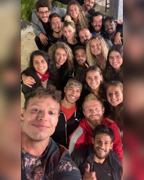 Öykü Çelik Survivor Türkiye'den elenir elenmez sürprizle karşılaştı evleniyor!