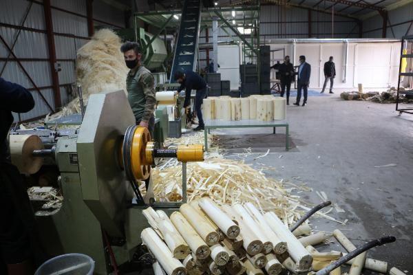 Çin'den getirtiyordu Tokat'ta üretime başladı sipariş yağıyor! Paraya para demiyor