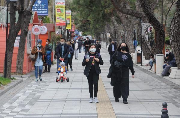 İstanbul Türkiye'nin Vuhan'ı oldu en çok vaka olan ilçelere bakın