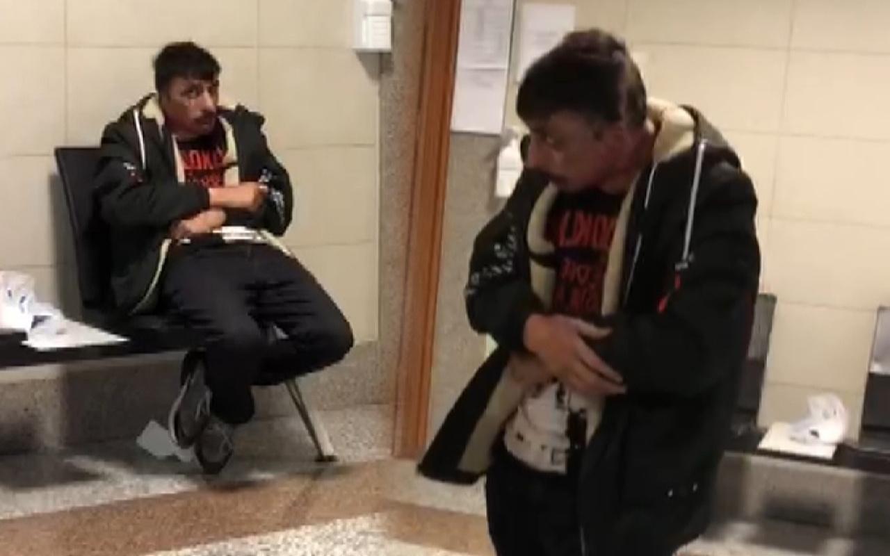 İstanbul'da kardeşini tiner dökerek yakmıştı! Bakın kendini nasıl savundu