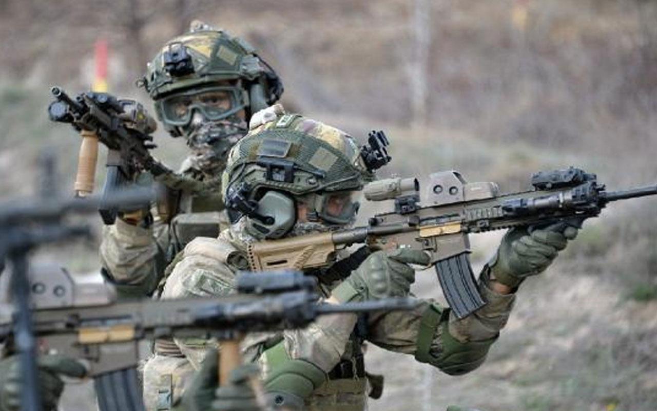 Milli Savunma Bakanlığı: 2 terörist etkisiz hâle getirildi