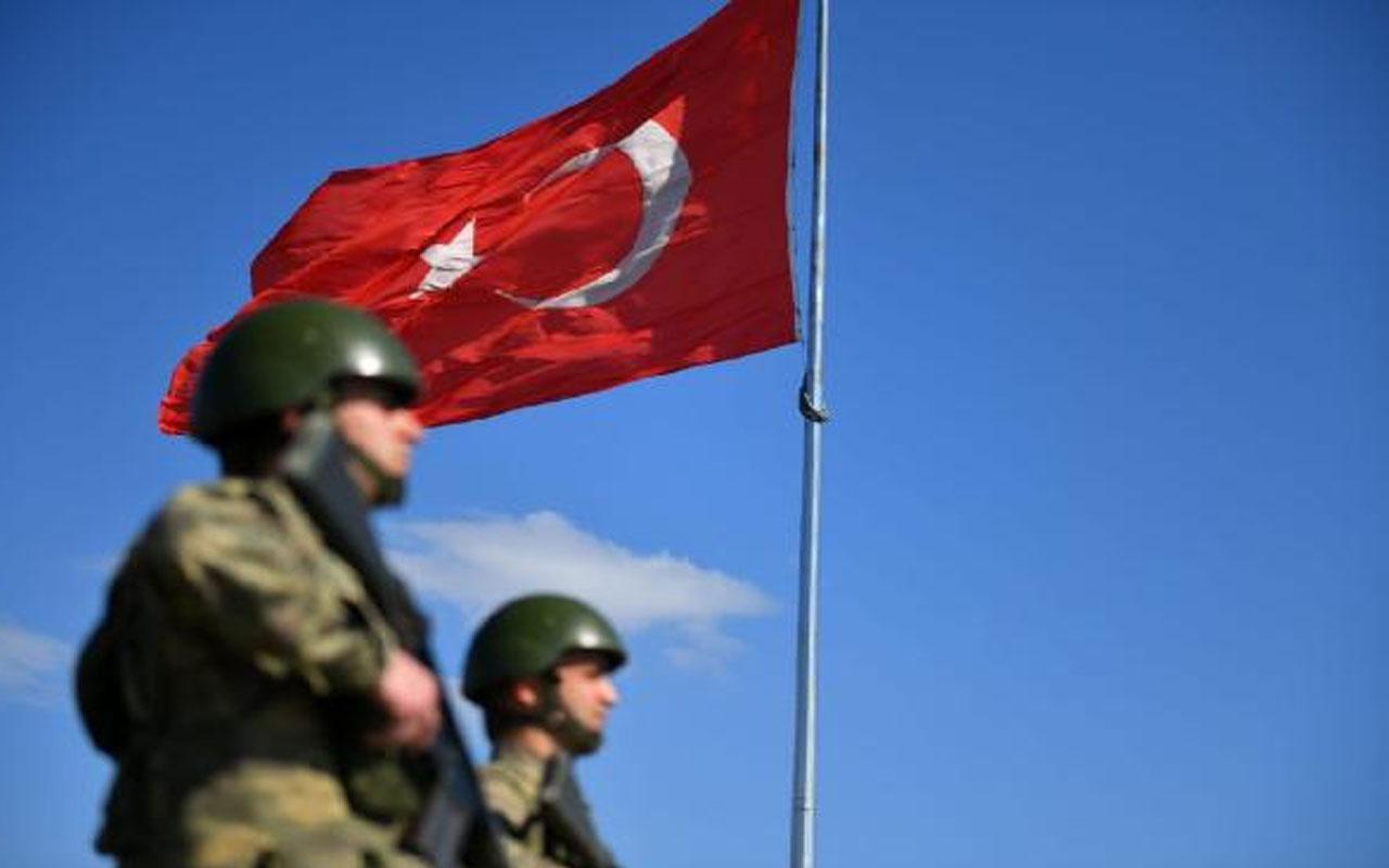 MSB: Suriye ve Yunanistan'a geçmeye çalışan 9 kişi yakalandı