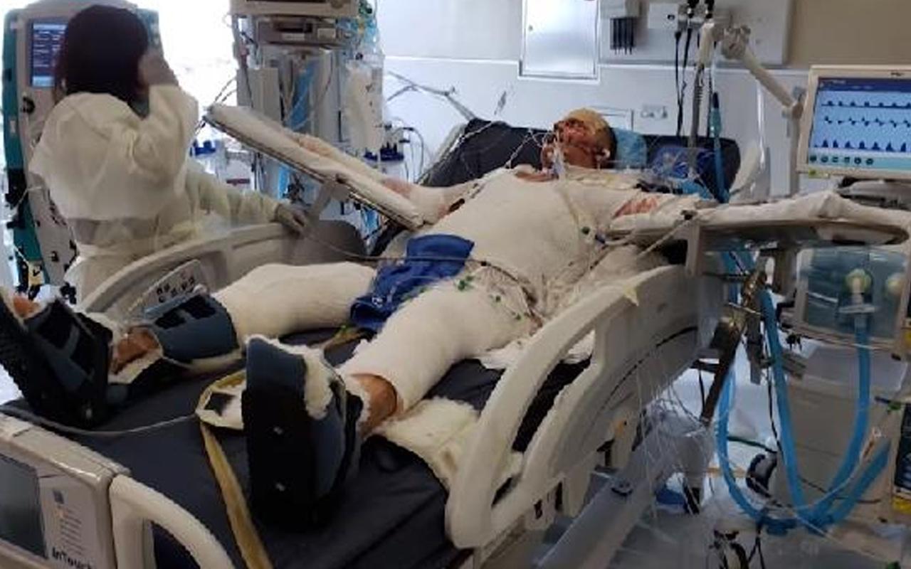 ABD'de 7 ay hastanede tedavi gören kişiden 1.7 milyon dolar yatak ve tedavi ücreti istendi