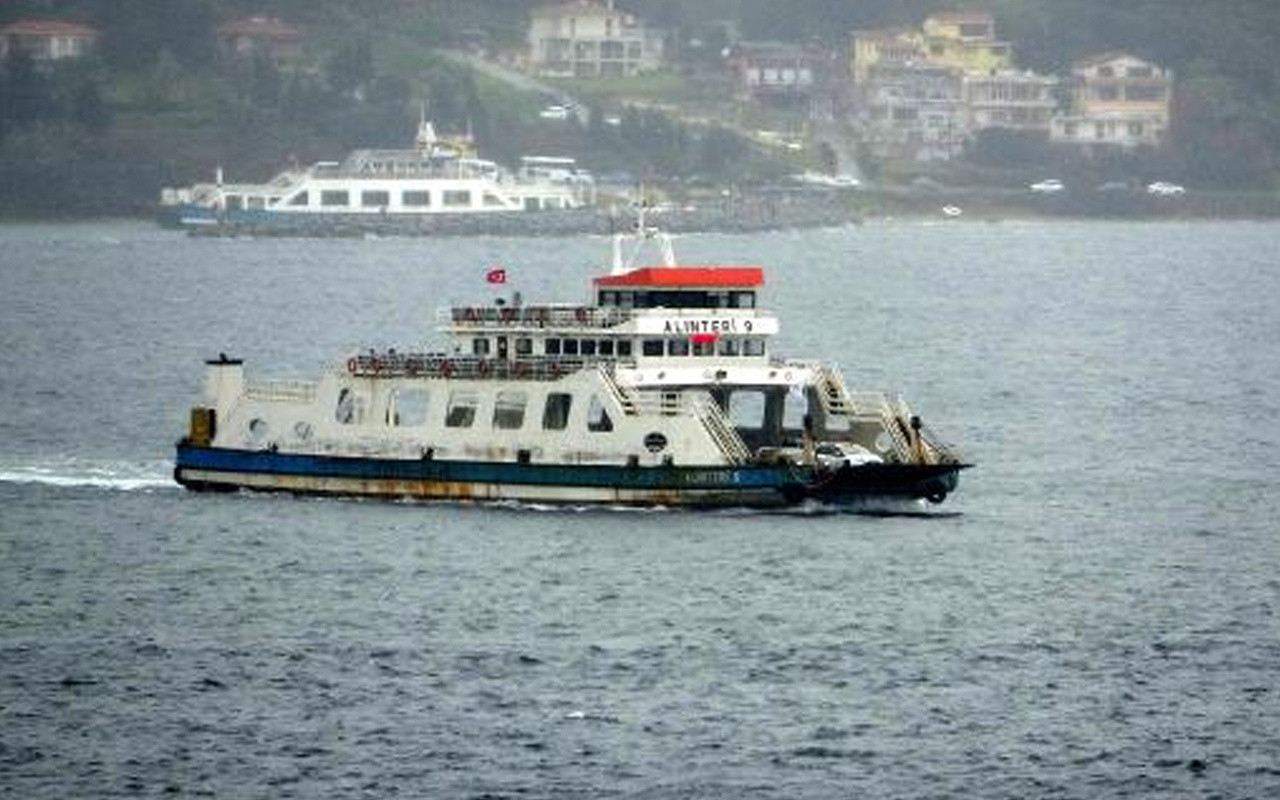 Ege Denizi'nde fırtına: Gökçeada ve Bozcaada seferlerinin bazıları iptal edildi