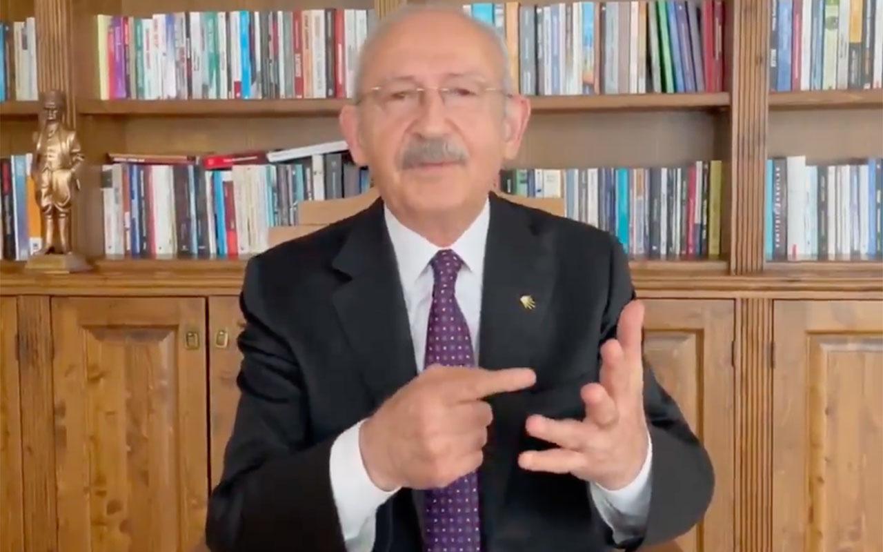 Kemal Kılıçdaroğlu'ndan Erdoğan'a videolu yanıt: Darbeci akrabası arıyorsan…