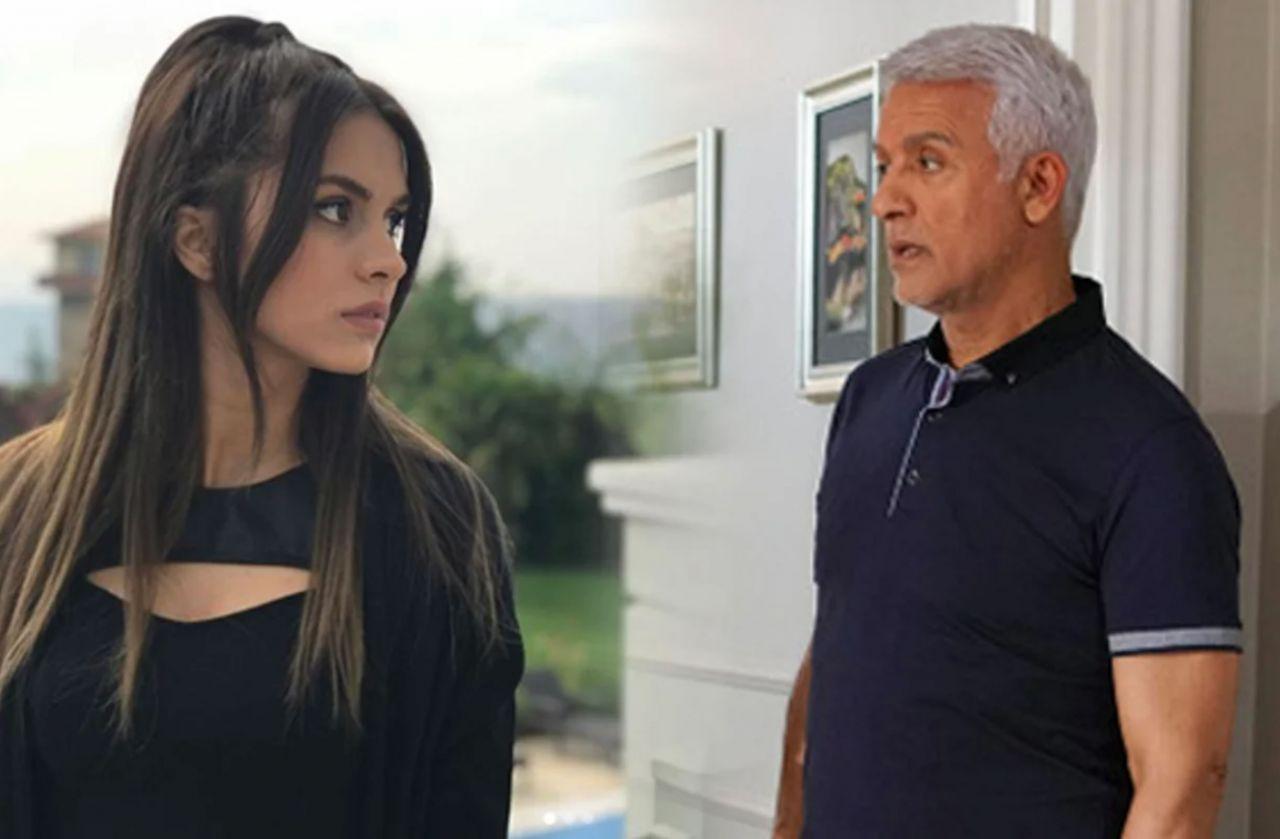 Yasak Elma oyuncusu Ayşegül Çınar'ın başı eski sevgilisiyle dertte! Polisin elinden kaçtı