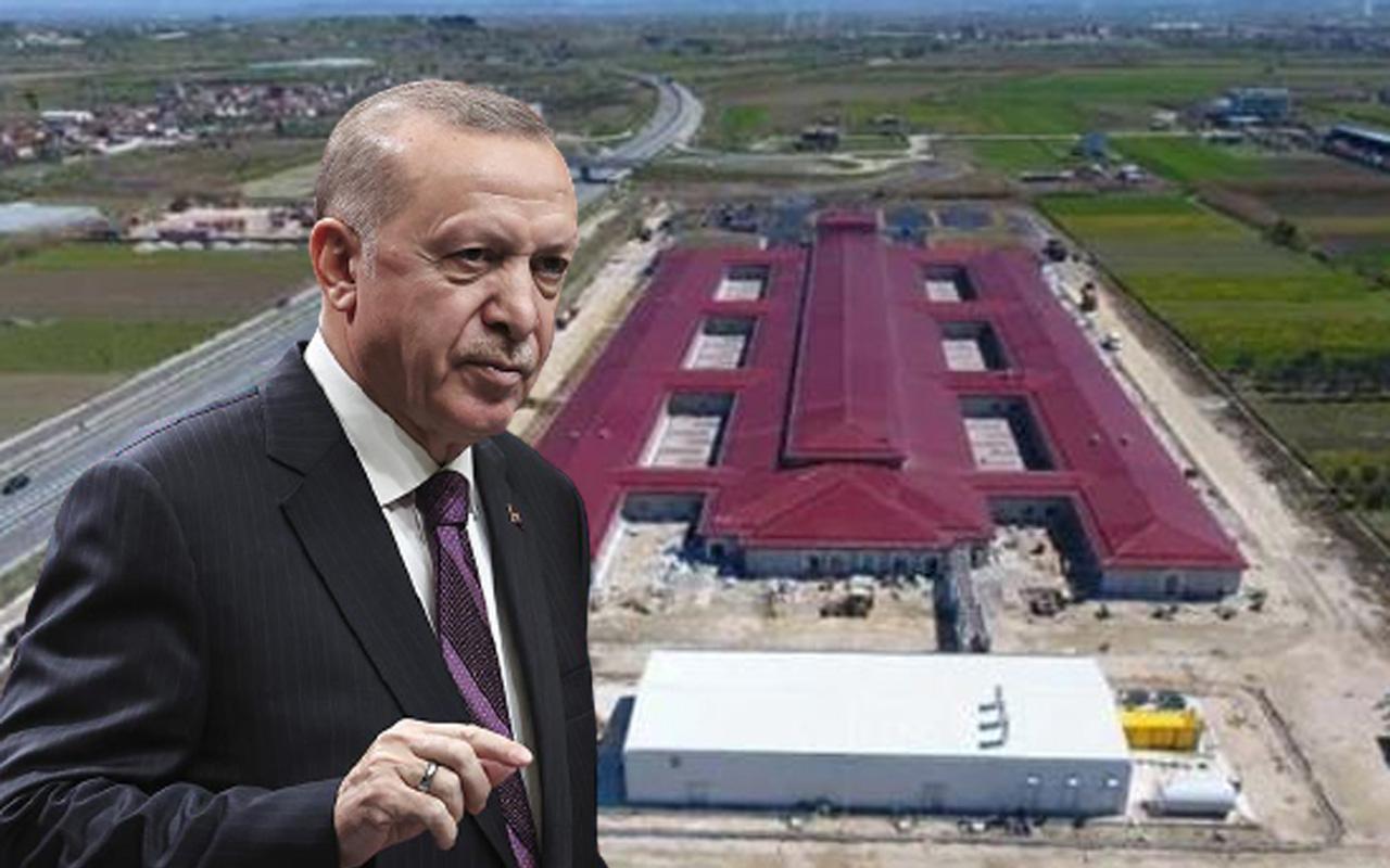 Erdoğan talimat verdi; Arnavutluk'taki hastane 48 gün içinde inşa edildi