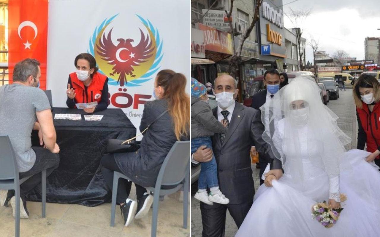 İstanbul Terörle Mücadele Şubesi 84 bine yakın aileyle temas kurdu