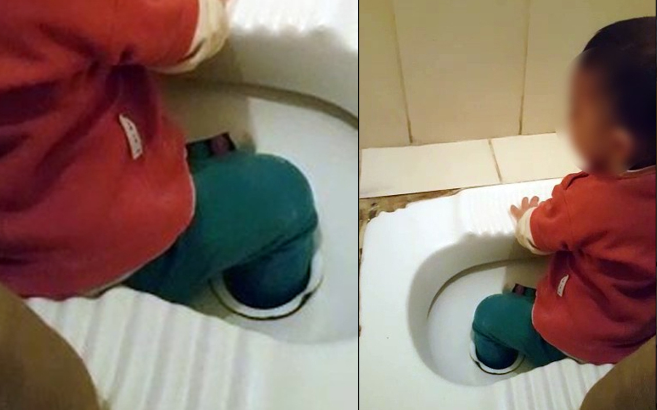 İstanbul'da çığlık seslerini duyunca tuvalete koştu! Oyunun sonu kötü bitti