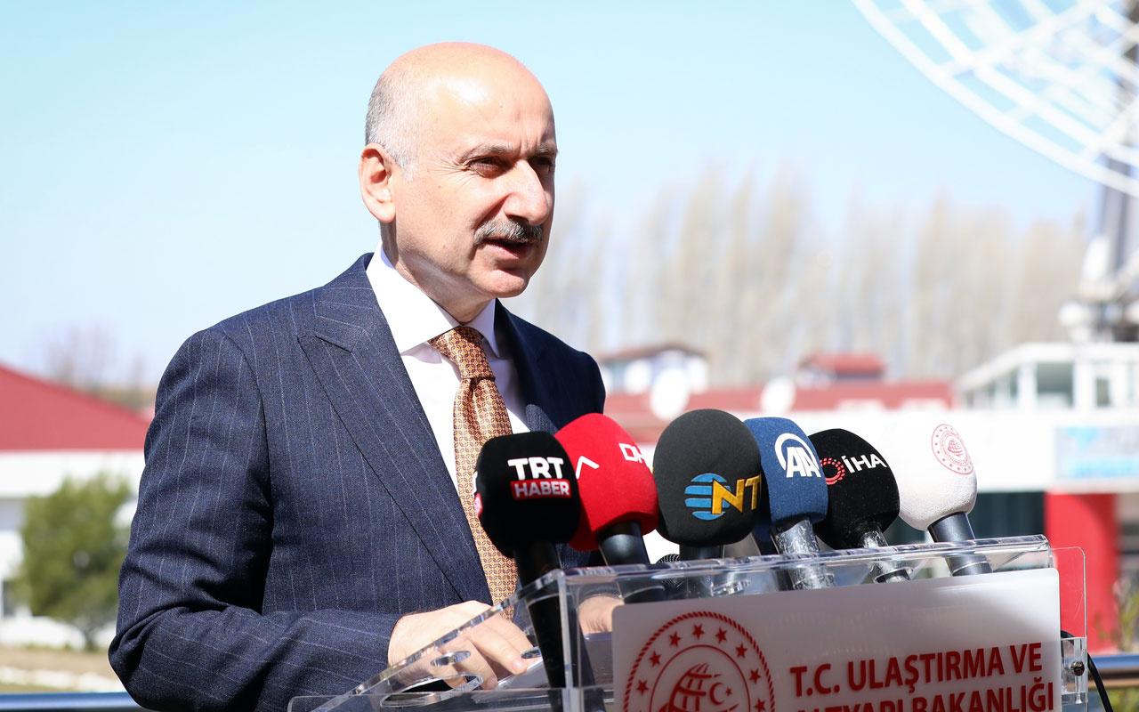 Bakan Karaismailoğlu: Kanal İstanbul'un ihale çalışmaları devam ediyor