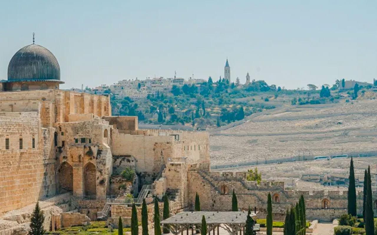 İsrail'den işgal altındaki Doğu Kudüs'te Yahudi yerleşimciler için 540 yeni konut inşa kararı