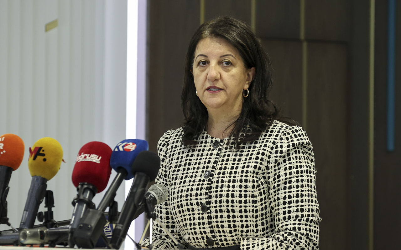 HDP'li Pervin Buldan CHP yönetimine açık açık söyledi: Üçüncü yol siyasetini büyüteceğiz