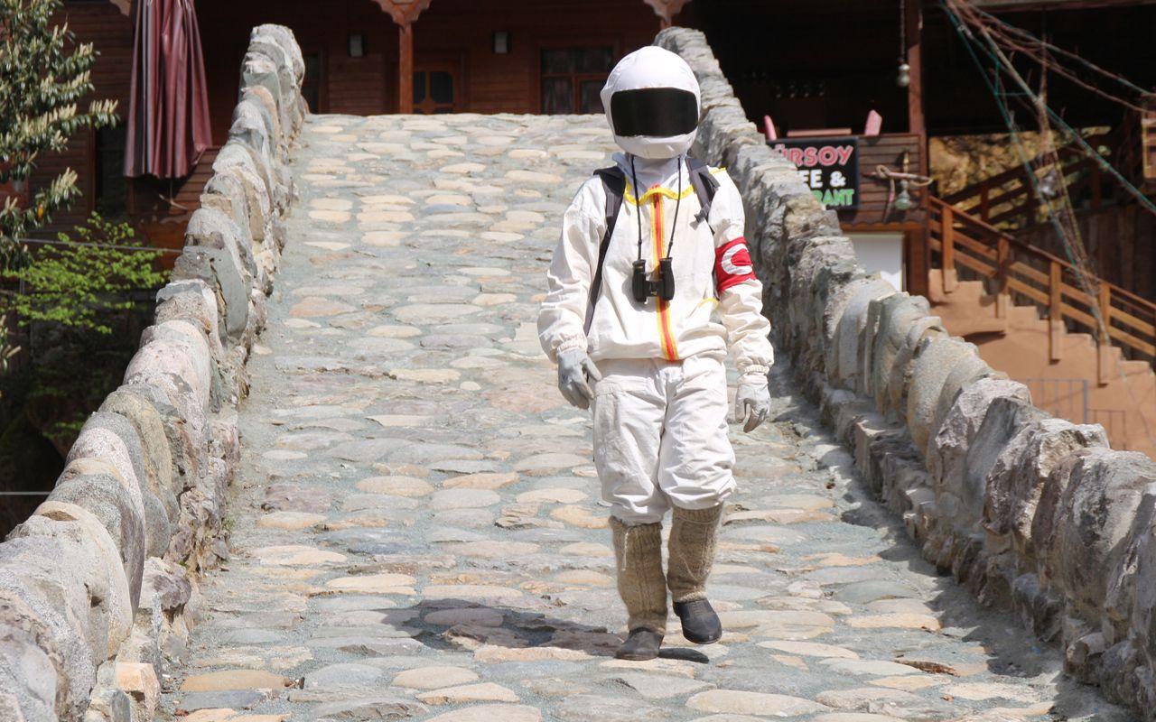 'Rizeli astronotlar'ın ünü ülke dışına çıktı! Rusya'dan davet geldi Rus temsilci bizzat ulaştı