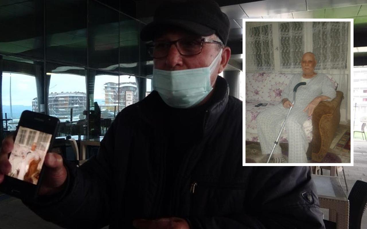 Çanakkale'de defnettikleri babalarını hastanede görünce şok geçirdiler