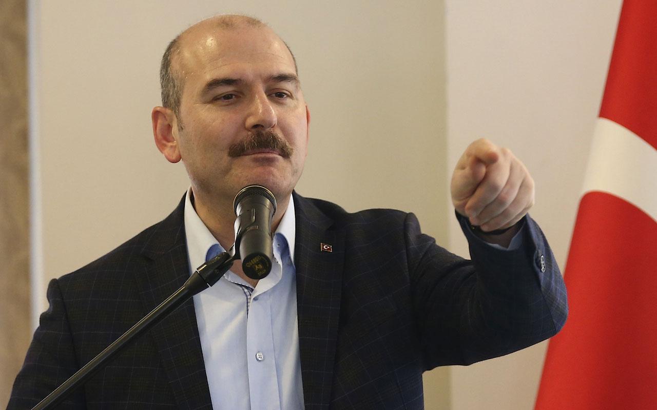 İçişleri Bakanı Süleyman Soylu Cumhuriyet'in haberine tepki gösterdi tedaviye ihtiyaç var gecikmeyin