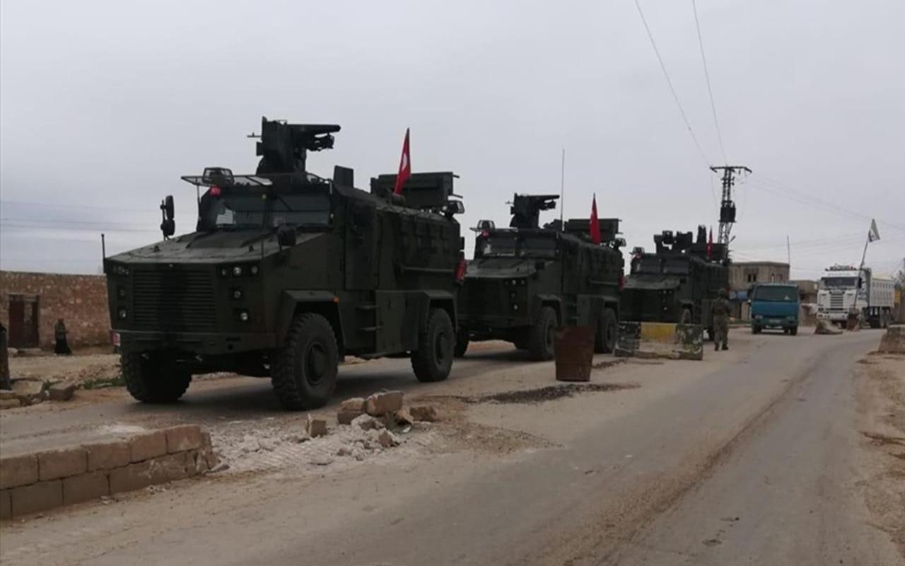 Suriye'de sivillerin hedef alındığı iddiasına yalanlama