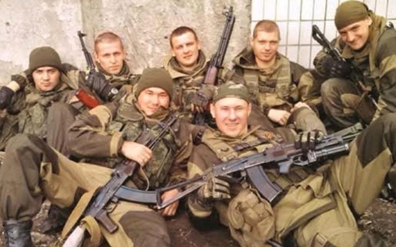 Putin'in özel ordusu! Telegraph'ın iddiası