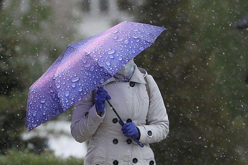 İstanbul'da kar yağışı! Baharın ortasında kış geldi işte sıcaklıkların yükseleceği tarih