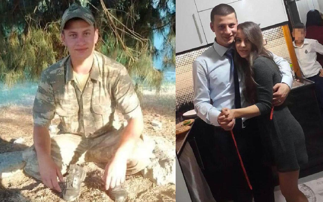 İzmirli şehit asker Tevfik Yasin Keser son yolculuğuna uğurlandı