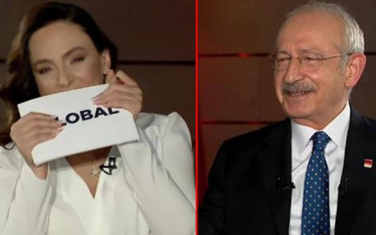Kemal Kılıçdaroğlu'ndan Buket Aydın'a gönderme