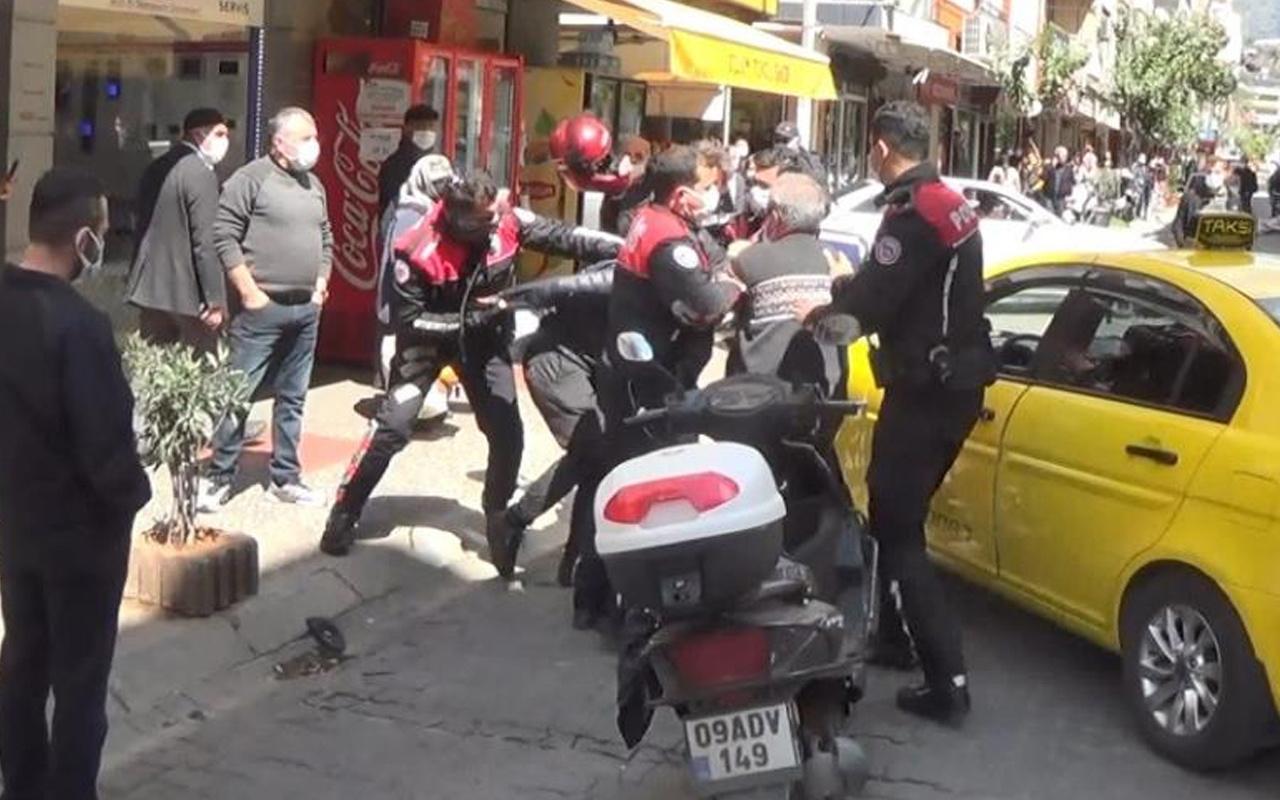 Aydın'da polisleri sürpriz için çağırmışlardı ihbar gerçeğe döndü! Ortalık karıştı