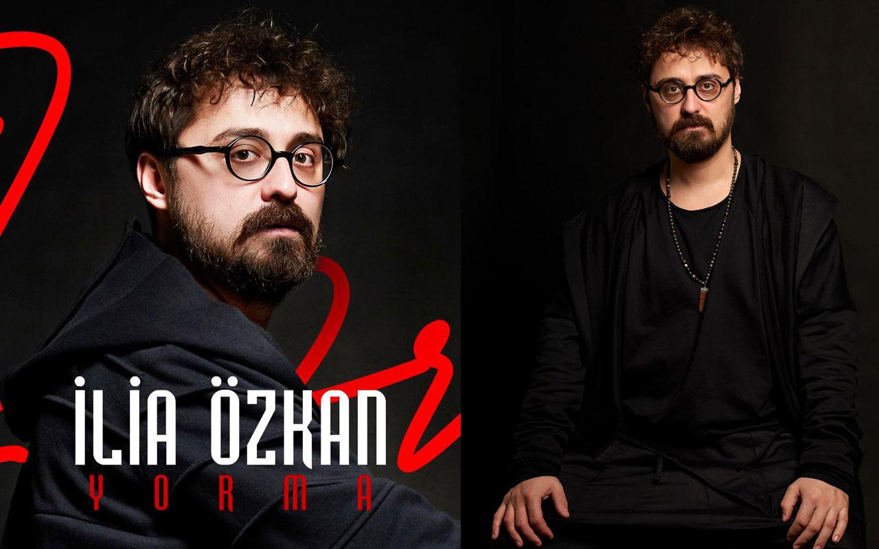 İlia Özkan 4 şarkılık Ep'si ''Yorma'' ile dinleyicisini selamladı