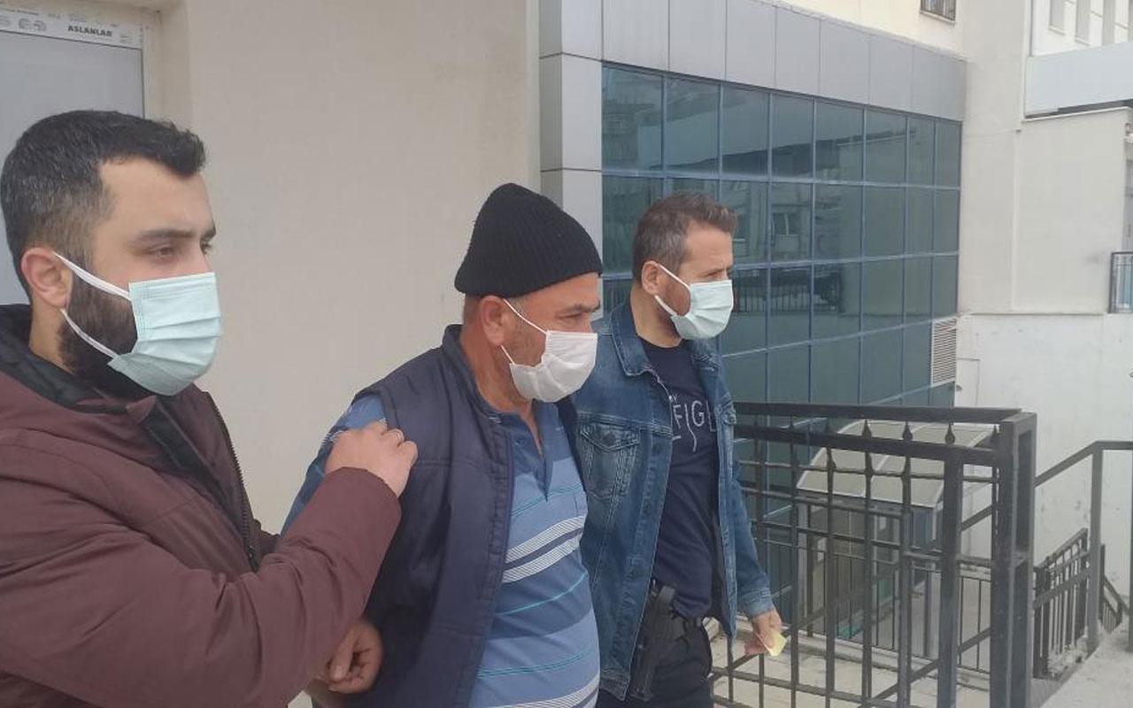 Hakkında kesinleşmiş hapis cezası bulunan FETÖ'cü eski imam Bergama'da yakalandı