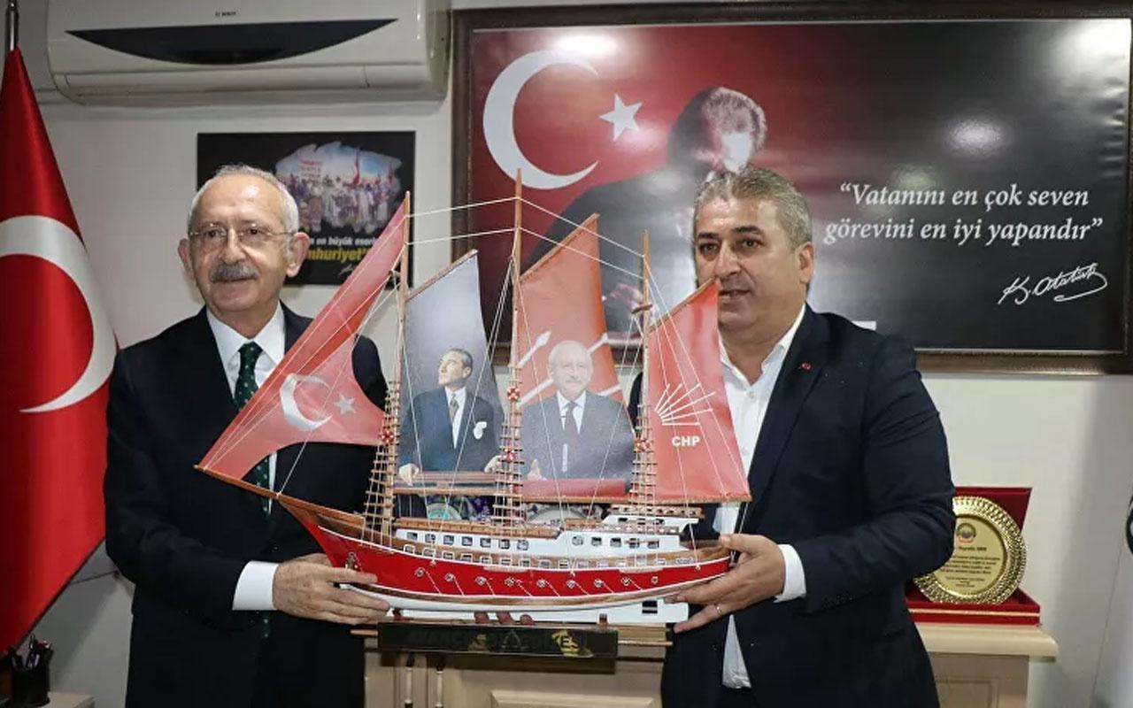 Kemal Kılıçdaroğlu espri yaptı: Sonunda bizim de bir gemimiz oldu