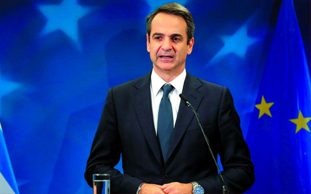 Yunanistan Başbakanı Miçotakis'ten Türkiye açıklaması: AB ile ilişkiler bize bağlı