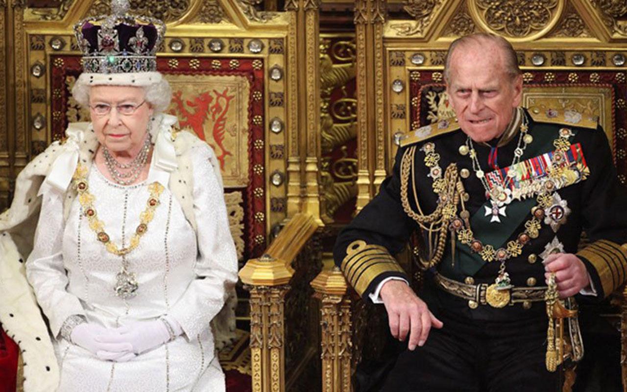 İngiltere Kraliçesi Elizabeth'in eşi Prens Philip 99 yaşında hayatını kaybetti