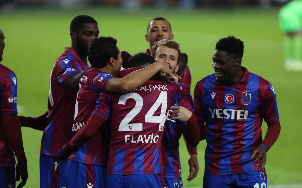 Trabzonspor'da hedef galibiyet: Rakip Çaykur Rizespor