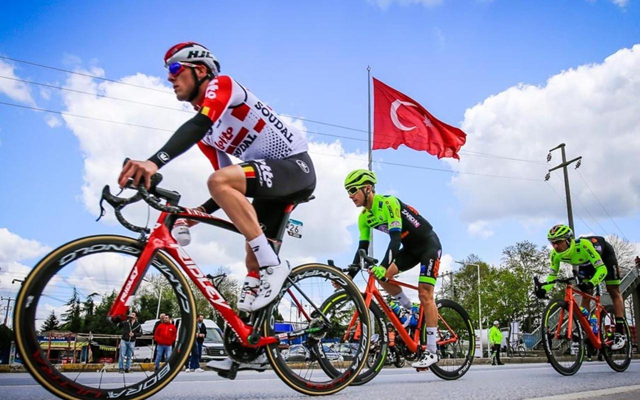 Cumhurbaşkanlığı Bisiklet Turu'nda Nevşehir etabı iptal edildi