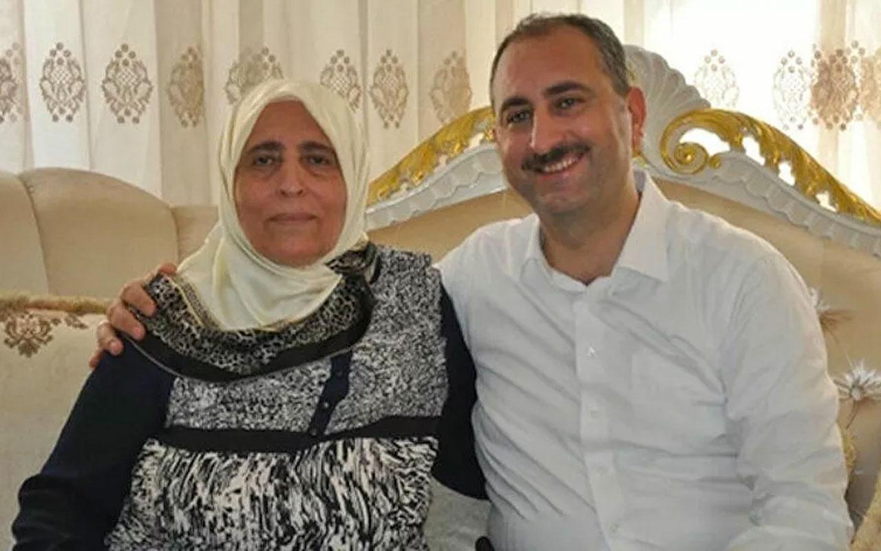 Annesini kaybeden Abdulhamit Gül'ün ailesi, taziye ziyaretlerini kabul etmeyecek