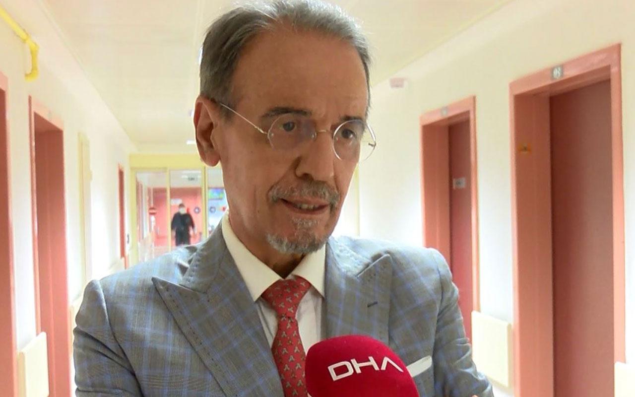 Mehmet Ceyhan: İstanbul'da virüsü kapmama şansınız çok düşük