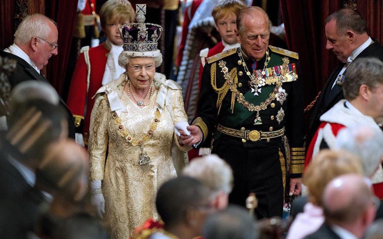 Prens Philip'in cenaze töreninin detayları! Kraliyetten ayrılan Prens Harry de katılacak