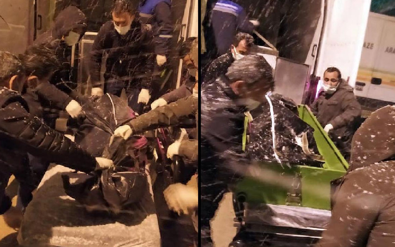 Kayseri'de bir aile yok oldu! Sulama kanalına uçan otomobile 1'i çocuk 4 kişi öldü