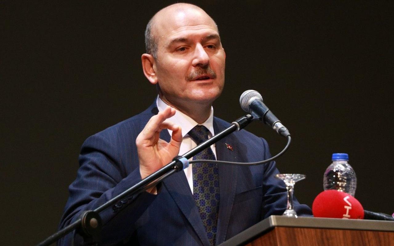 İçişleri Bakanı Süleyman Soylu açıkladı: Sözde üst düzey 462 terörist öldürüldü