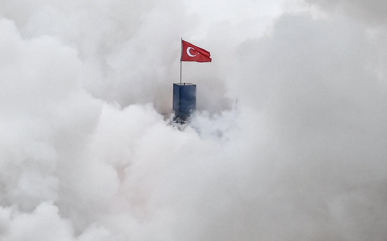 Türkiye Uzay Ajansı'nın paylaşımı heyecanlandırdı: Sizce bu ne olabilir?