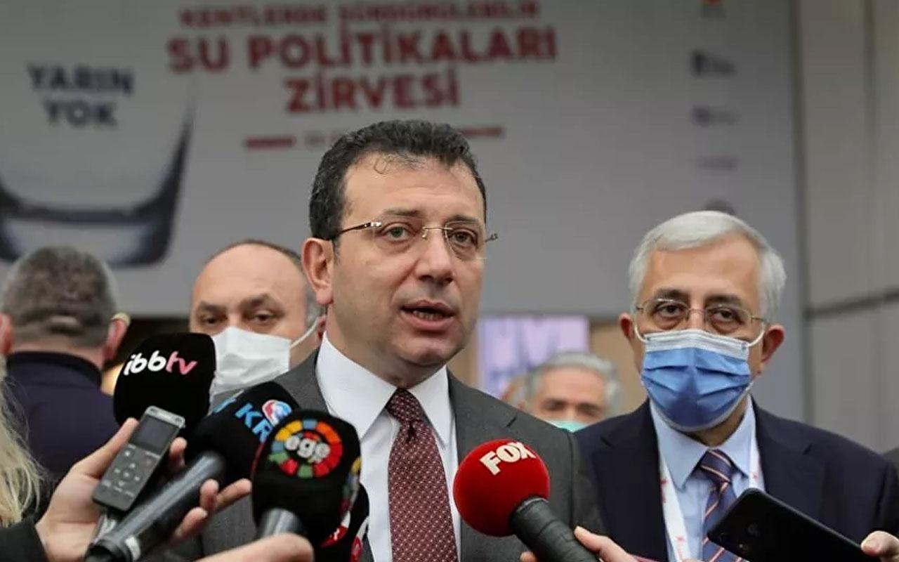İmamoğlu'ndan Kanal İstanbul videosu: 1 milyondan fazla yeni nüfus geliyor