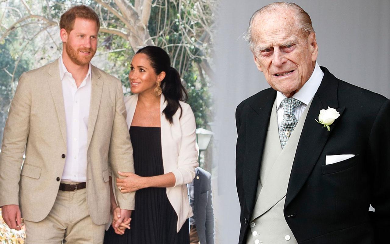 Prens Harry Meghan Markle taziye mesajı yayınladı Kraliyet Ailesi'nde bir ilk yaşandı
