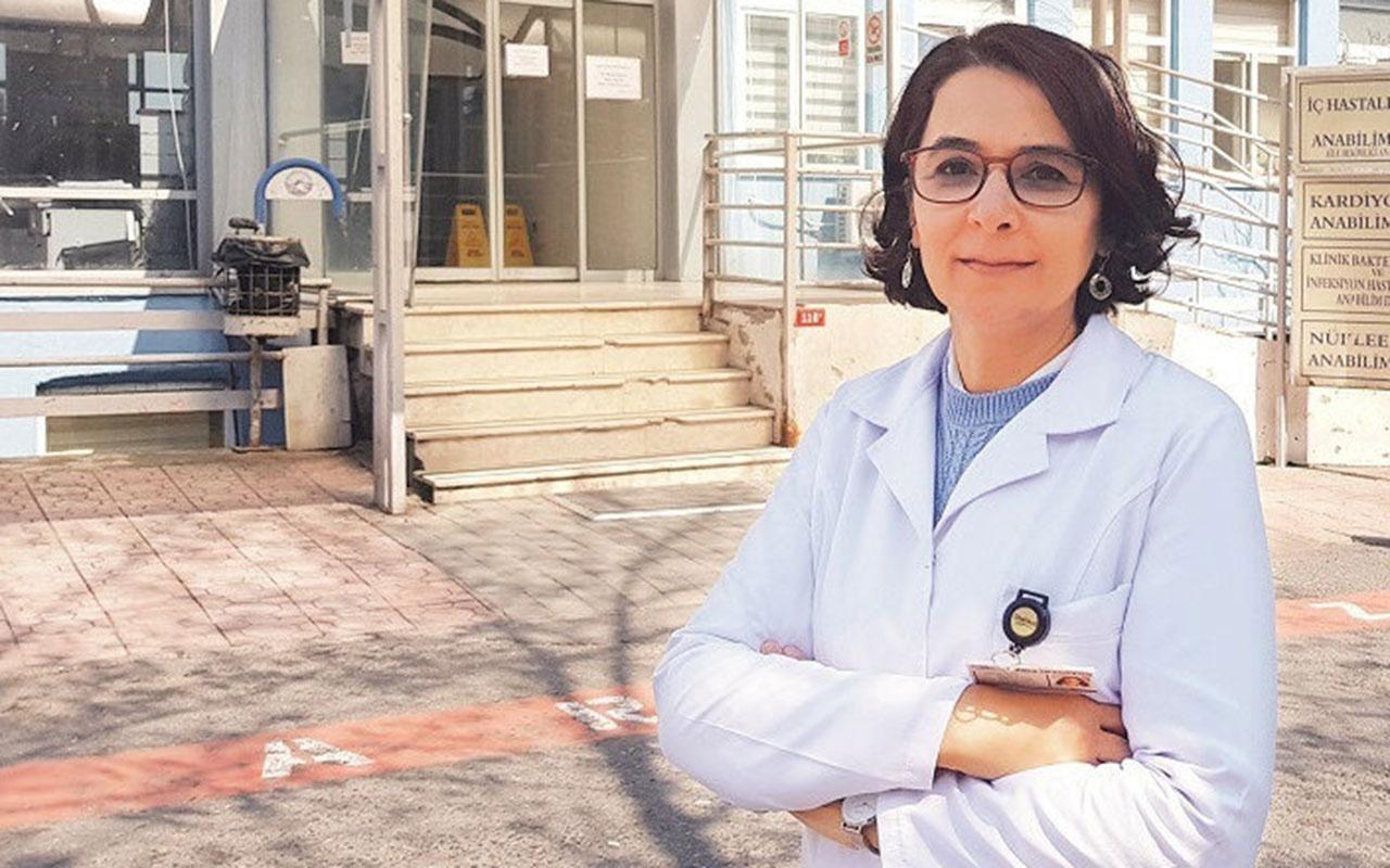 Bilim Kurulu üyesi Serap Şimşek Yavuz'dan korkutan açıklama! Okullar da kapatılmalı