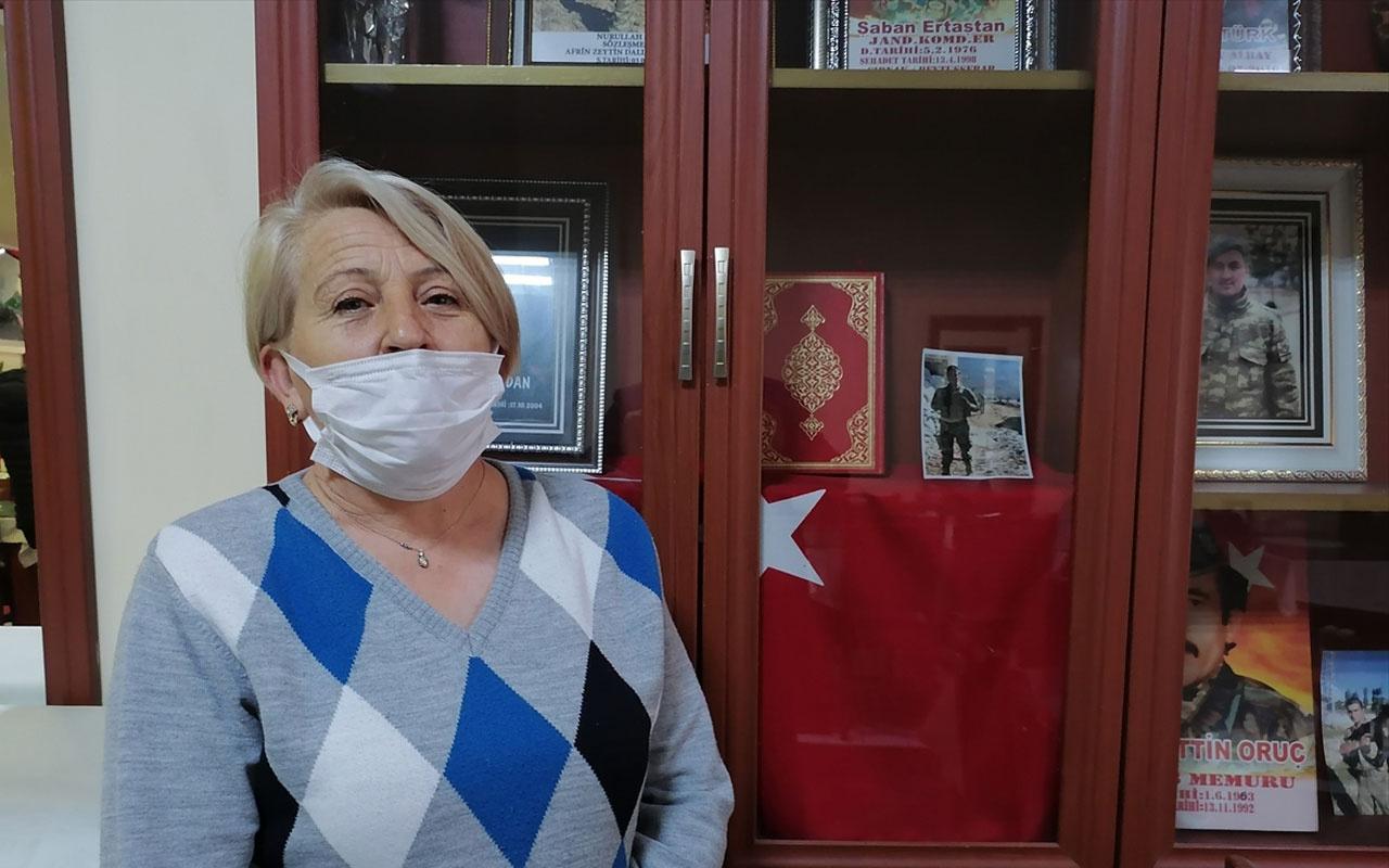 Konyalı şehit annesinin Eren-10 Operasyonu sevinci: Gururluyuz kökleri kazınsın