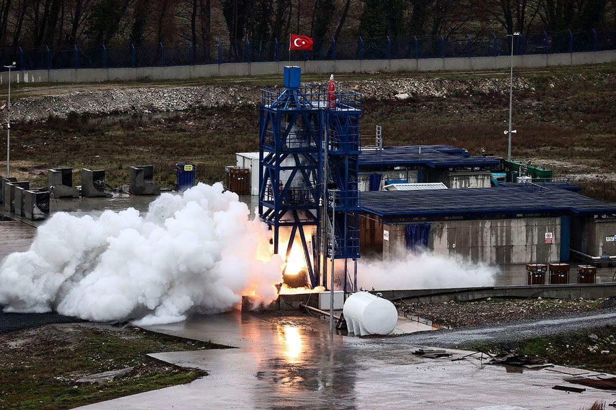 Türkiye ilk kez denedi! Tarihi test başarılı oldu Ay'a sert iniş yapacak