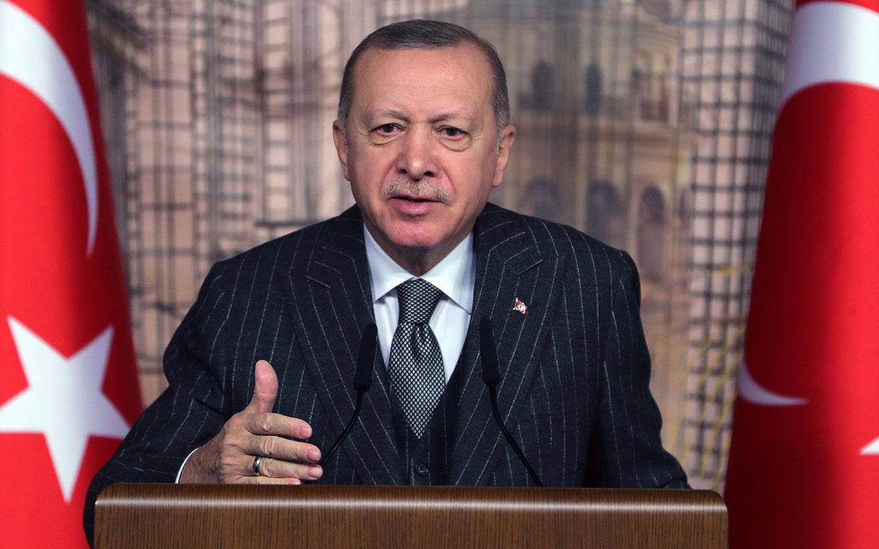 Cumhurbaşkanı Erdoğan: Emeklilerin Ramazan Bayramı ikramiyelerini enflasyon oranında zamlı olarak Mayıs'ta ödüyoruz
