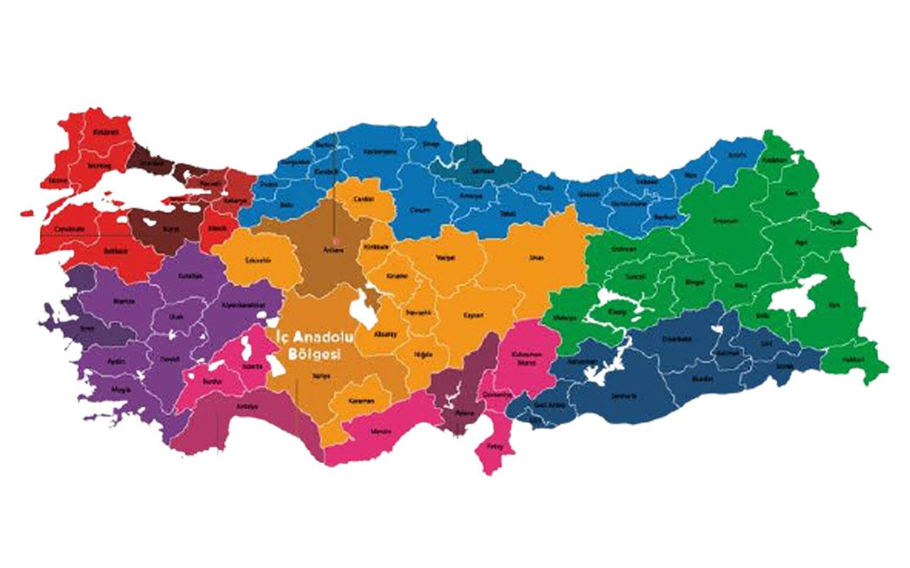 Türkiye'nin şiddet haritası çıkarıldı! Geçen yıl 2 bin 40 kişi öldürüldü