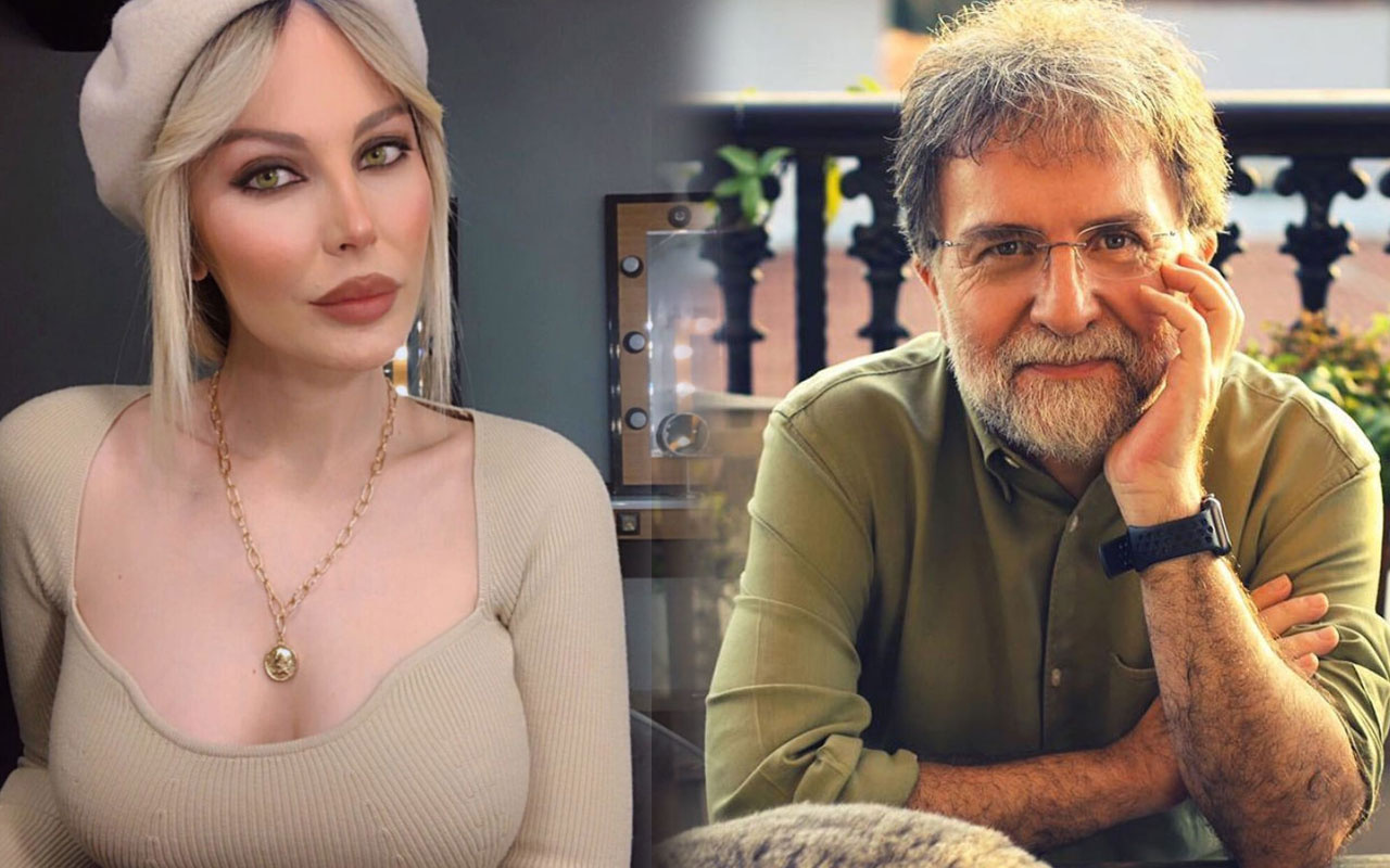 Ahmet Hakan'ın Hande Sarıoğlu itirafı: 'Benim yatacak yerim yok'