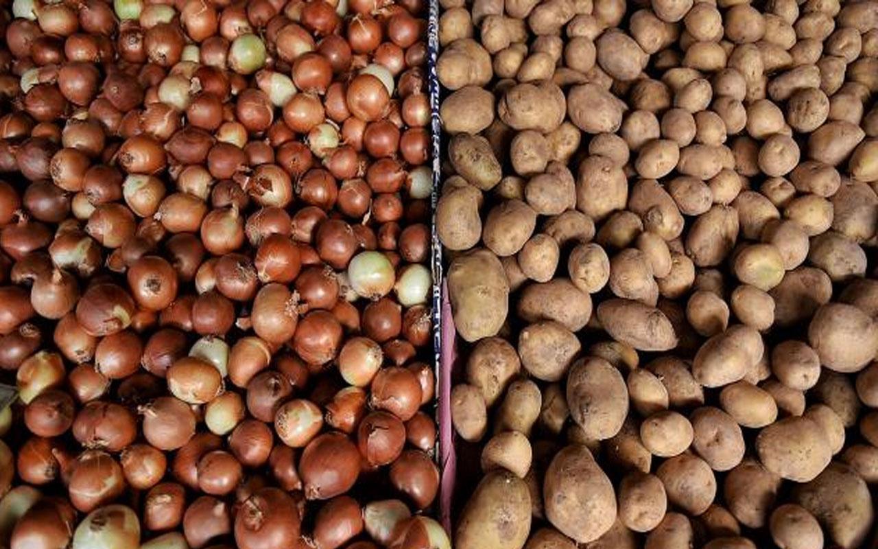 Tarım ve Orman Bakanlığı: Üreticilerden patates ve kuru soğan alımına başlandı