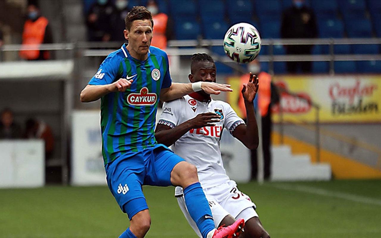 Trabzonspor düşüşe geçti! Son 3 deplasmanda golü yok